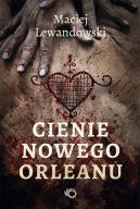 Okładka książki - Cienie Nowego Orleanu