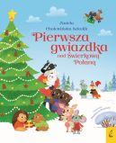 Okładka - Pierwsza gwiazdka nad Świerkową Polaną