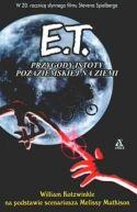 Okładka - E.T.: Przygody istoty pozaziemskiej na Ziemi