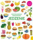 Okładka - Encyklopedia obrazkowa. Jedzenie