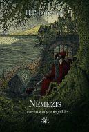 Okładka książki - Nemezis i inne utwory poetyckie