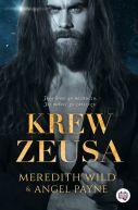 Okładka książki - Krew Zeusa