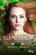Okładka - Elementals (Tom 5). Wskazówki czasu