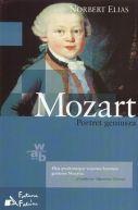 Okładka książki - Mozart. Portret geniusza