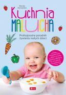 Okładka - Kuchnia malucha. Profesjonalny poradnik żywienia małych dzieci