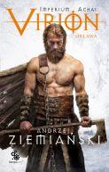 Okładka - Virion. Obława Imperium Achai
