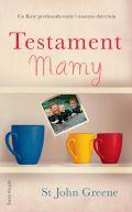 Okładka książki - Testament Mamy