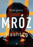 Okładka książki - Hashtag