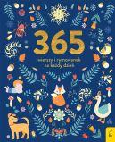 Okładka - 365 wierszy i rymowanek na każdy dzień