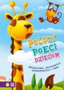 Okładka - Polscy poeci dzieciom