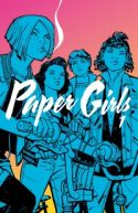 Okładka książki - Paper Girls #1