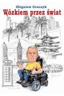 Okładka książki - Wózkiem przez świat