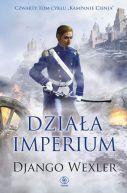Okładka - Działa imperium