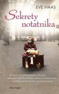 Okładka książki - Sekrety notatnika