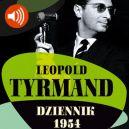 Okładka - Dziennik 1954 Audiobook