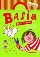 Okładka ksiązki - Basia uczy i bawi w domu i w podróży