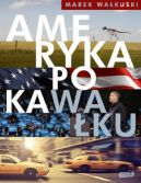 Okładka książki - Ameryka po kawałku
