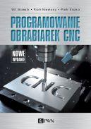 Okładka książki - Programowanie obrabiarek CNC