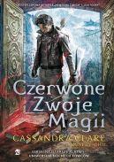 Okładka książki - Czerwone Zwoje Magii
