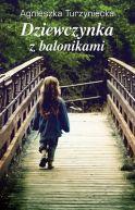 Okładka książki - Dziewczynka z balonikami