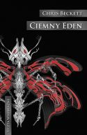 Okładka książki -  Ciemny Eden