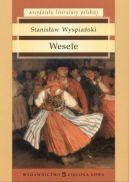 Okładka książki - Wesele