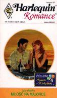 Okładka ksiązki - Miłość na Majorce