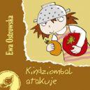 Okładka ksiązki - Kindziombal atakuje