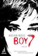 Okładka książki - Boy 7