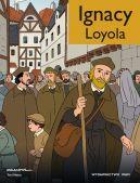 Okładka książki - Ignacy Loyola
