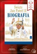 Okładka - Święty Jan Paweł II. Biografia. Audiobook