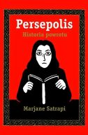 Okładka ksiązki - Persepolis 2 Historia powrotu