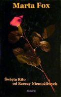 Okładka książki - Święta Rito od Rzeczy Niemożliwych