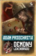 Okładka ksiązki - Demony Leningradu. (tom 1 cyklu o Razumowskim)