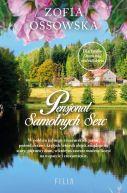 Okładka książki - Pensjonat Samotnych Serc
