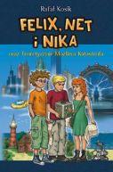 Okładka ksiązki - Felix, Net i Nika oraz Teoretycznie Możliwa Katastrofa