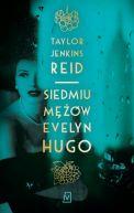 Okładka książki - Siedmiu mężów Evelyn Hugo