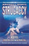 Okładka ksiązki - Hotel pod poległym alpinistą