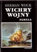 Okładka książki - Wichry wojny. Pamela