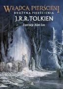 Okładka książki - Drużyna Pierścienia