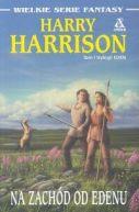 Okładka książki - Na zachód od Edenu