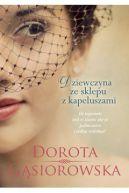 Okładka książki - Dziewczyna ze sklepu z kapeluszami