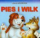 Okładka ksiązki - Pies i wilk