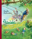 Okładka książki - Dziadek na huśtawce