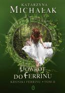 Okładka książki - Powrót do Ferrinu
