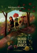 Okładka książki - Ogród pełen emocji