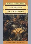 Okładka książki - Konrad Wallenrod