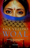 Okładka książki - Woal