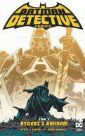 Okładka - Detective Comics. Rycerz z Arkham. Tom 2