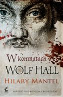 Okładka książki - W komnatach Wolf Hall